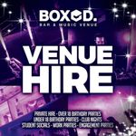 Boxed Bar & Music Venue profile image.