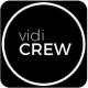 vidiCREW wedding app logo