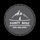 Pointy Nose Dog Walking logo