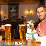 Black Horse Pub in Great Missenden profile image.