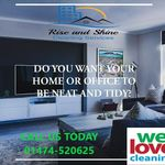 Rise and shine cleaning services Ltd profile image.