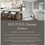 Holton Cleaning Services profile image.