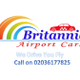 London Airport Transfer-Britannia Airport Cars logo