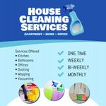 ICcleaning services profile image.