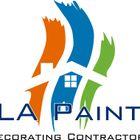LA Paint logo