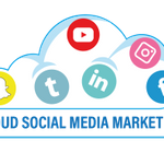 Cloud Social Media Marketing profile image.