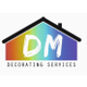 DM Decorating Services logo