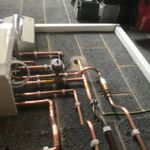 JMT Plumbing & Heating services profile image.