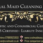 Rural Maid Cleaning Ltd profile image.