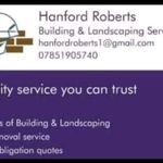 Hanford Roberts Building & Landscaping profile image.