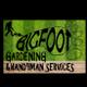 Bigfoot Garden and Tree Services logo