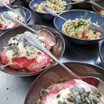 Creative Catering event Services profile image.