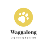 Waggalong dog walking & pet care profile image.