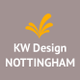 KW Design Nottingham logo