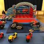 K&K'S Bouncy Fun House profile image.