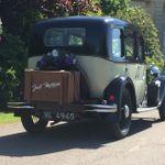 Love Vintage - The Little wedding car Co profile image.