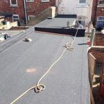 Stam roofing profile image.