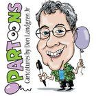 Partoons: Caricatures by Don Landgren Jr.