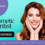 Wimbledon Dentist profile image.