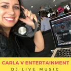 Carla V Entertainment logo