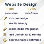 Web Design Near Me profile image.
