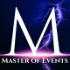 Master of Events logo