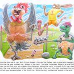 john hogan children's book illustration profile image.