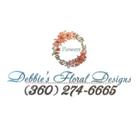 Debbie's Floral Designs logo