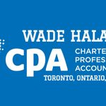 Wade Halabi, CPA Chartered Professional Accountant profile image.