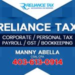 Reliance Accounting & Tax Services profile image.
