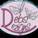 Debs Dezigns logo