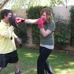 BoxingFit profile image.