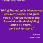 Photographic Manoeuvres profile image.
