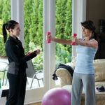 In-Home Personal Training profile image.