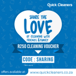 Quick Cleaners  profile image.
