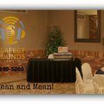 Perfect Sounds DJ Services profile image.