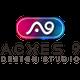 Acxes 9 Design Studio logo