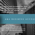 A&A Business Accountants profile image.