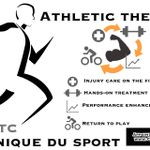 ATC clinique du sport profile image.