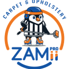 Zamii Clean Carpet & Upholstery Cleaning logo