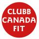 CLUBB CANADA FITness logo