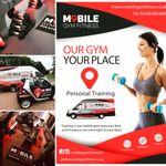 Mobile Gym Fitness LTD profile image.