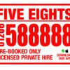 Five Eights Taxi profile image