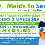 Maids To Serve profile image.