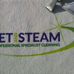 Jet and Steam Professional Specialist Cleaning profile image.
