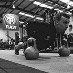 Patrick Byrne Fitness profile image.