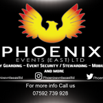 Phoenix Events (East) Ltd profile image.