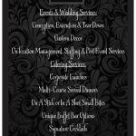Deadly Sin Special Events & Catering profile image.