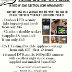 Glynn Electrical Services profile image.