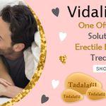Buy Vidalista Tadalafil 40mg Online profile image.